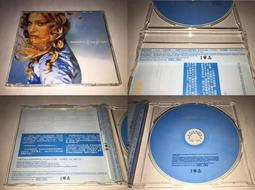 Madonna 1998 Frozen ( Ray Of Light ) Taiwan 1 Track Promo CD