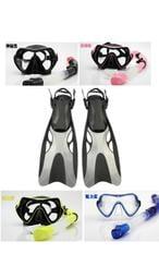 高品質專業浮潛三寶 超厚鏡片潛鏡+全乾式呼吸管+大面積蛙鞋  專業高品質 送手蹼&防霧劑&網袋 可超取