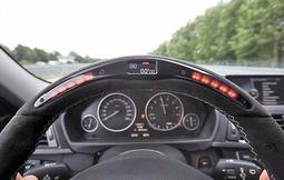 適用E90.91.92.93!!※台北快車※BMW M Performance 原廠正品 OLED 數位動態顯示方向盤組