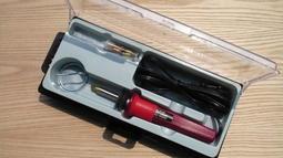 電燒器 電燒筆 木烙 皮烙 紙烙 烙畫 燒烙 蠟雕 收納盒裝 台灣製造 後續保養耗材無慮