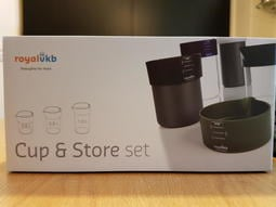 royal vkb cup and store 收納罐