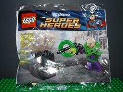 【樂高 LEGO】超級英雄系列 限定版 30164 Lex Luthor