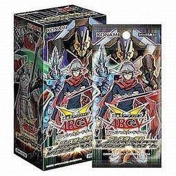 現貨 KONAMI 代理版 遊戲王 ARC-V SP 憤怒強者 一中盒(20小包 一包5張)