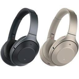 原廠公司貨-SONY Hi-Res 無線藍牙降噪耳罩式耳機 WH-1000XM2