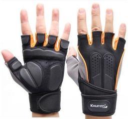 KHUITEN 輕盈透氣款 健身重訓手套 運動 生存 登山 戰術 重機 防寒手套 M、L號