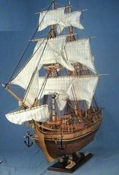 """【華麗船奇】木船 西洋仿古帆船""""HMS Bounty 慷慨號""""(停產缺貨)"""
