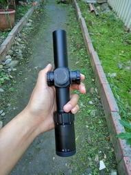 【瑞隆工坊】真品 1.2-6x24 狙擊鏡 黑盒簡包版 肖特玻璃 抗震 參考 TAC Vector Paragon