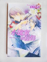藍月 BL 小說 小說家的懺悔 菱澤九月Kugatsu Hishizawa 附小卡