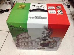 CAFFE Tiziano capsule義式高壓咖啡機(TSK-1136)內附10顆膠囊-義式咖啡機