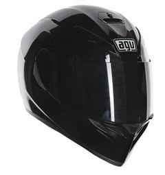【安全帽先生】AGV K-3 SV K3SV BLACK 素黑 全罩 安全帽 內置遮陽片 買就送好禮二選一