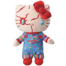 [東京鐵]日版 環球影城限定 Hello Kitty&恰吉 玩偶----我們最便宜