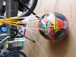 足球網兜網袋 可裝足球 排球 藍球 足球挑球顛球的神器