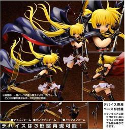 現貨 日版 ALTER 魔法少女奈葉 The MOVIE 1st 菲特 PHANTOM MINDS  PVC