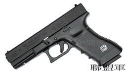 【聯盟軍 生存遊戲專賣店】警星 GLOCK G17 沙漠風暴 鋼滑套 鋼外管 新世代強化槍身握把總成 瓦斯手槍 免運費