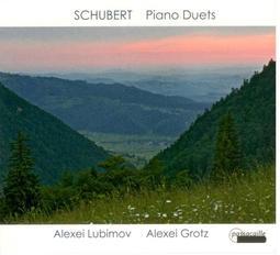 {古典}(Passacaille) Alexei Lubimov, Alexei Grotz / 舒伯特 雙鋼琴作品