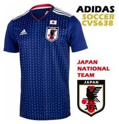 愛迪達 x 日本國家足球代表隊 新款足球練習衣 短袖排汗衫 JFA 運動上衣 足球衣 短T ADIDAS CV5638