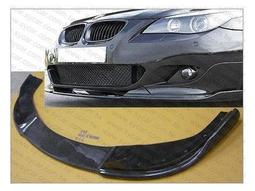 BMW E60 M Tech HA Style Airwing Front Lip Spoiler前下巴