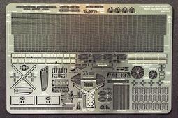 美國GMM金牌 700-30 1/700 美國海軍戰艦新澤西/愛荷華級(現代化改裝後)
