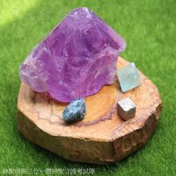 增加清明與考運~神聖四與心智三位一體考試陣【礦石組合隨機出貨】
