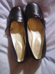百貨專櫃 MAGY   正品黑色包鞋