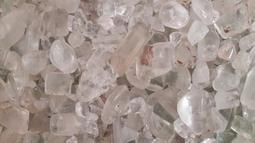 白水晶碎石1000公克