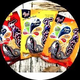 泰國 Taro 魷魚絲30g - 紅色/黃色/橘色