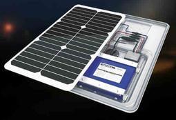 LED太陽能路燈 LED庭院燈 專業 一體化設計