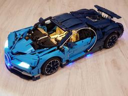 LEGO 42083 MOC 零件包及動力包、燈光包
