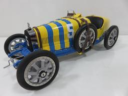 宗鑫貿易 CMC M100-011 Bugatti T35 1924 Nation Project 瑞典塗裝