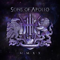 【破格音樂】 Sons Of Apollo - MMXX (CD)