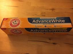 (有現貨)美國ARM & HAMMER 亮白小蘇打牙膏 170 g 大條 美齒 Extreme Whitening新包裝