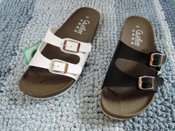 *健步鞋品批發*131台灣製造ˇ雙扣式ˇ女柏肯拖鞋,情侶鞋ˇ無毒ˇ止滑,量大可議價