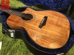 【諾亞樂器】全新 免運 台灣品牌 Randon RG-540C 全相思木 全單板 民謠吉他 附原廠硬盒