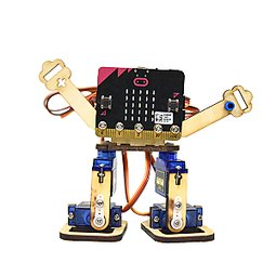 《iCshop2》Shiun Robot●368030501405●機器人 minipow microbit sg90 AI 機構 結構
