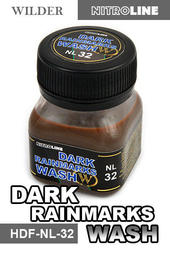 NL 32 DARK RAINMARKS WASH