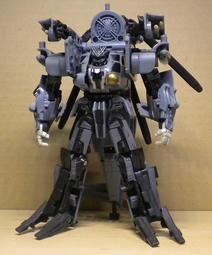 變形金剛 Transformers 電影版 V級 Voyager 巡弋戰將 Blackout 黑魔 眩暈 美版已拆