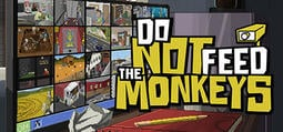 【WC電玩】PC 偷窺狂模擬 Do Not Feed the Monkeys Steam (數位版)
