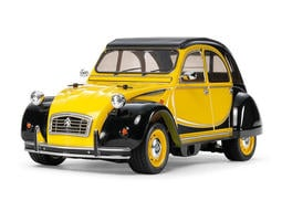 一大RC模型玩具TAMIYA 田宮 Citroën 2CV Charleston #58655 (M-05)
