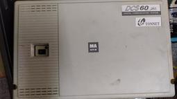 二手正常品 TONNET 通航 DCS-60 電話總機+分機2支