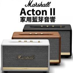 【攝界】現貨 英國 MARSHALL 馬歇爾 ACTON II 搖滾 藍芽喇叭 藍芽音響 音箱 旋鈕式 藍芽5.0
