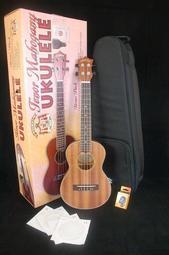 【夏威夷品牌】26吋Leolani烏克麗麗超值禮盒(附琴、套弦、調音器、厚袋、簡易手冊)【夏威夷樂器 台南烏克麗麗專賣】