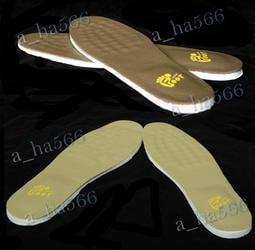 足樂鞋墊*foot*真皮革*上層採用純牛皮革*氣墊乳膠*抗菌防臭效果好*透氣*吸汗*有按摩顆粒*a_ha566