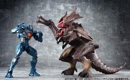《絕版本舖》ROBOT魂 環太平洋2 機甲獵人 吉普賽復仇者+軟膠魂 怪獸 雷神 RAIJIN 共2隻 正版全新未拆
