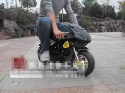 【迷你GP小機車】玩具休閒型 機車 迷你摩托車 小跑車 大雷改1 可升級前後避震款
