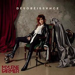 (法版預購)Mylene Farmer - Desobeissance限定版CD