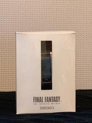 [櫻花屋專業電玩休閒館㊣] 太空戰士(Final Fantasy):夢境實錄 限量手錶,日本SEIKO發行