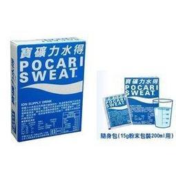 【黎陽戶外用品店】Pocari Sweat寶礦力水得-LI-00015-粉末15g包裝