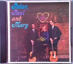 Peter, Paul and Mary 1990日製版/NO IFPI