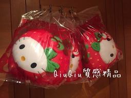 QIU-QIU-限量❤免運費 全新 現貨 麥當勞 Hello Kitty淘氣瓢蟲 抱枕 娃娃 另有 瓢蟲 草莓 西瓜