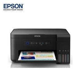 取代 EPSON L385 二年保固.8瓶墨水.在送400元禮卷 EPSON L4150 Wi-Fi三合一連續供墨複合機